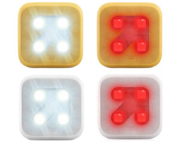 Knog Blinder USB arrow | LED Sicherheitsleuchte