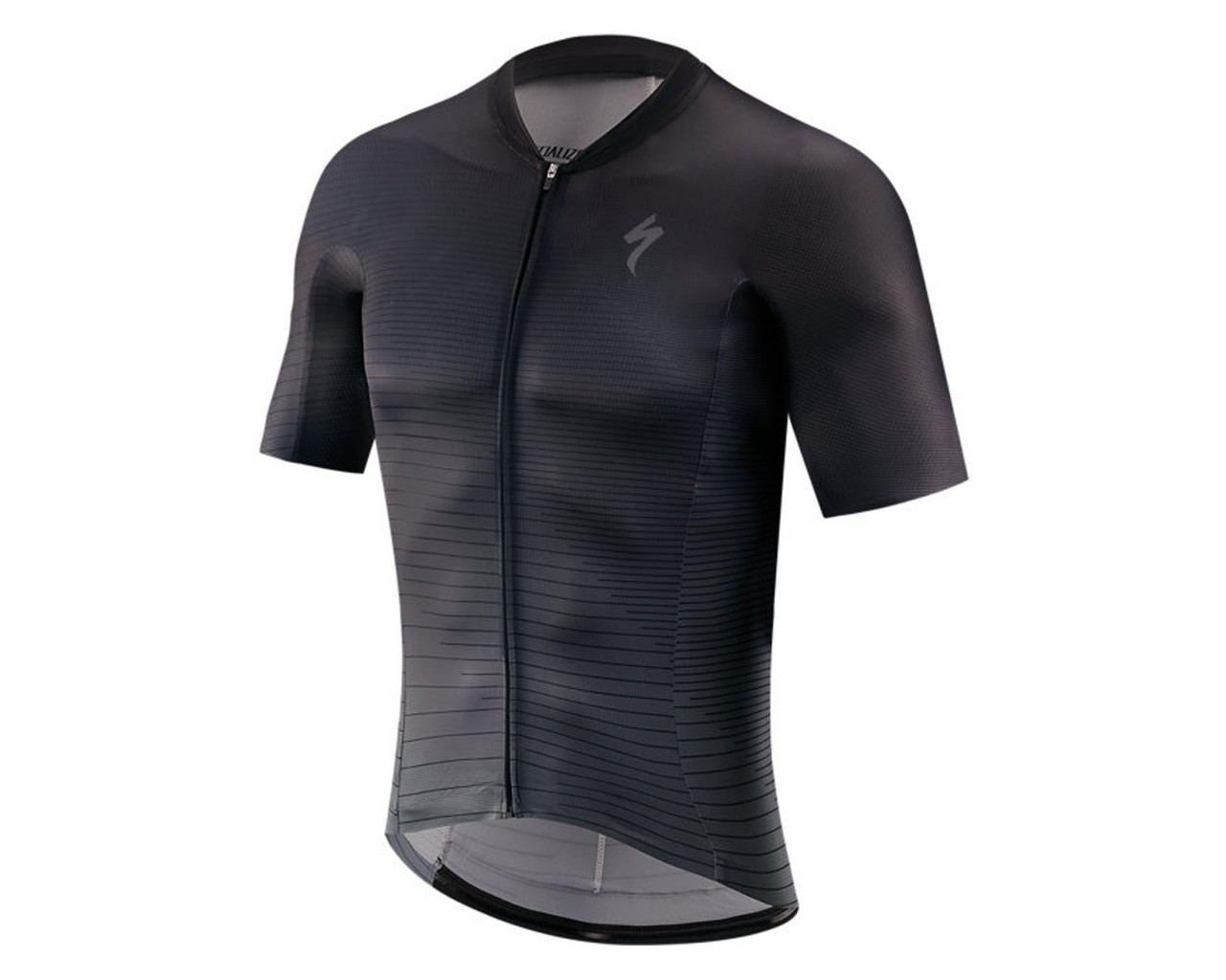 Specialized SL Road Jersey Short Sleeve | black-charcoal