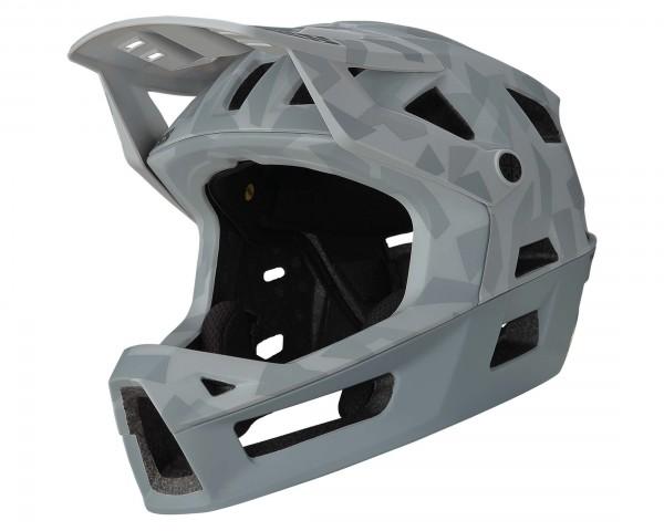 iXS Trigger FF MIPS Camo - Enduro Helmet | grey camo