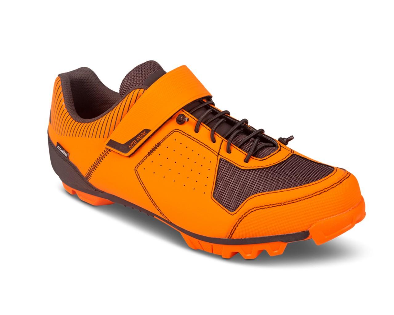 Cube Schuhe MTB PEAK | orange