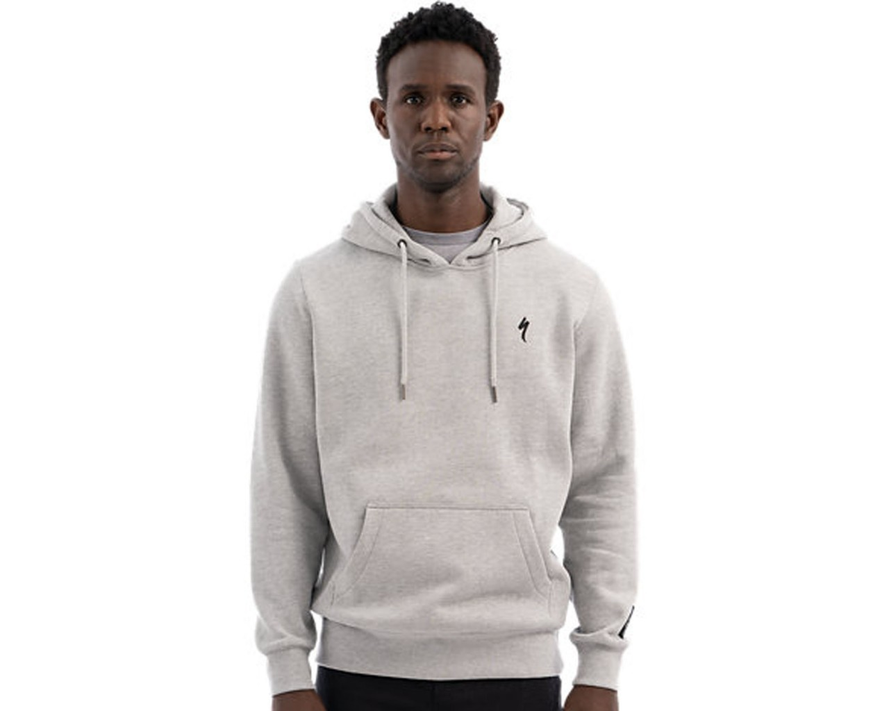 Specialized Logo Pullover Hoodie | grey