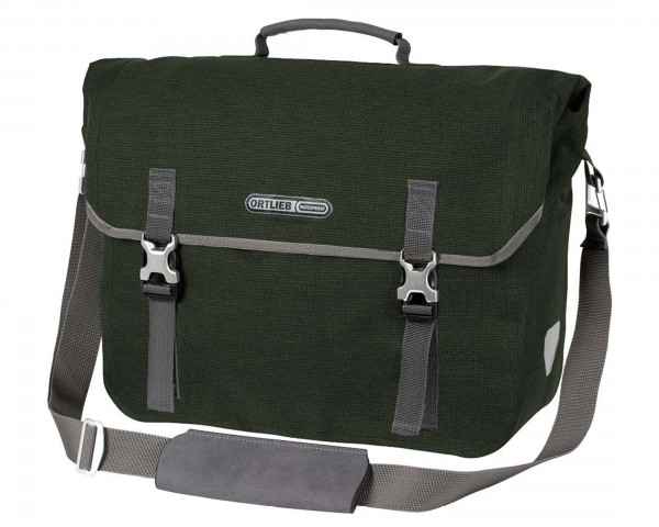Ortlieb Commuter-Bag Two Urban QL3.1 waterproof bike Business bag (single bag) PVC-free | pine