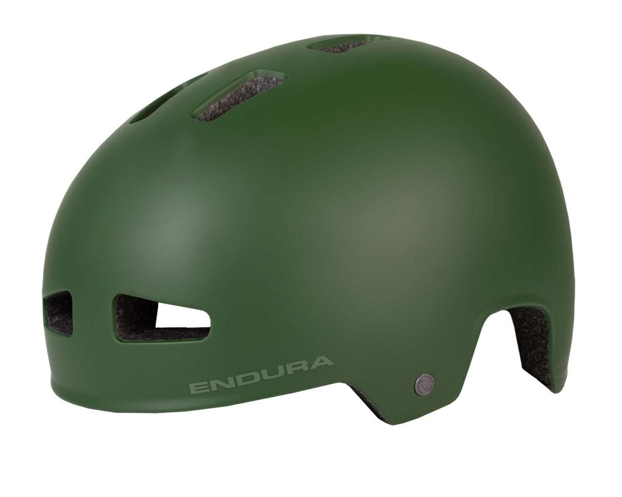 Endura PissPot MTB-Helm | forest green