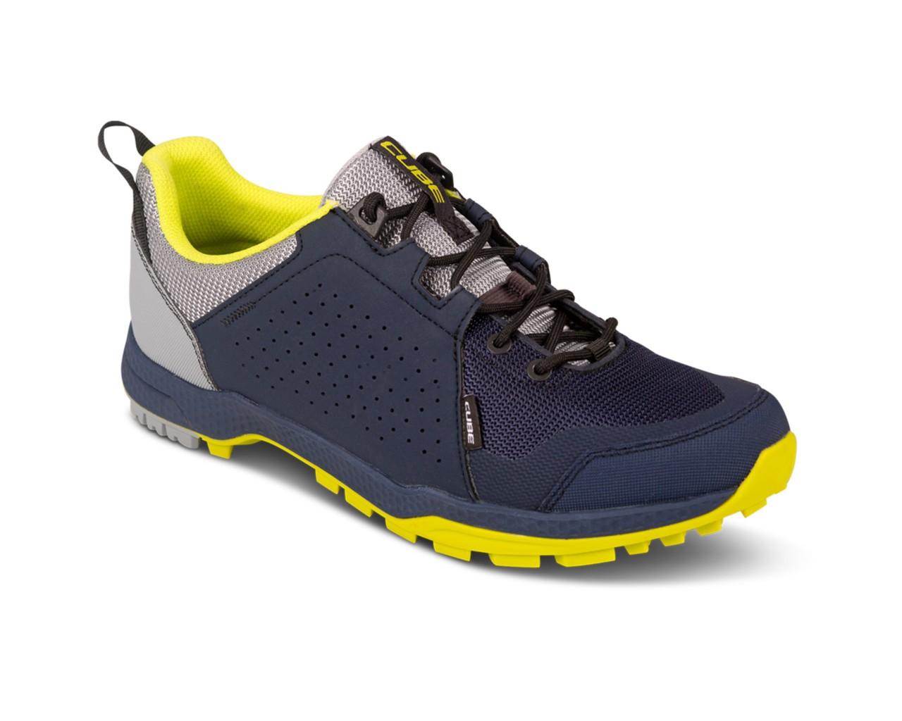 Cube Schuhe ATX OX | blue n lime