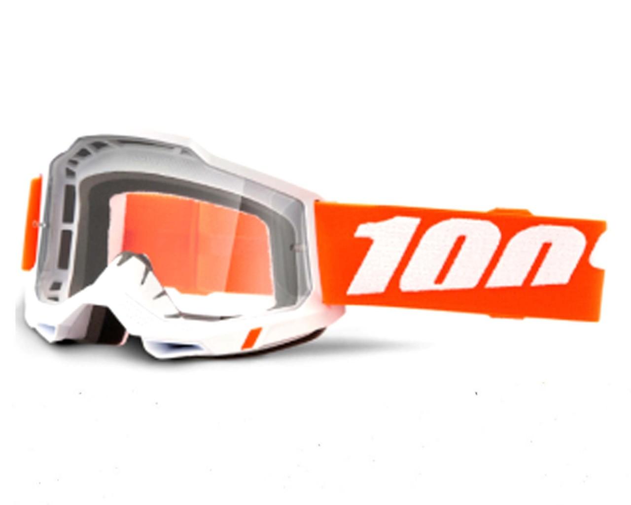 100% Accuri Generation 2 Goggle - anti fog mirror lens | Sevastopol