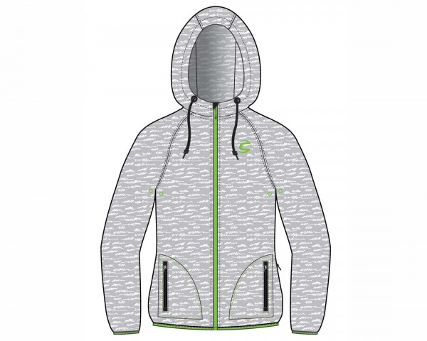 Cannondale Hoodie Pullover | heather-grey