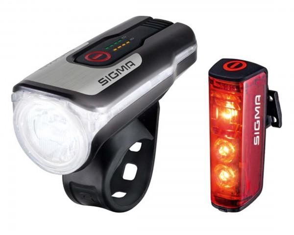 Sigma Sport AURA 80 USB Blaze Set