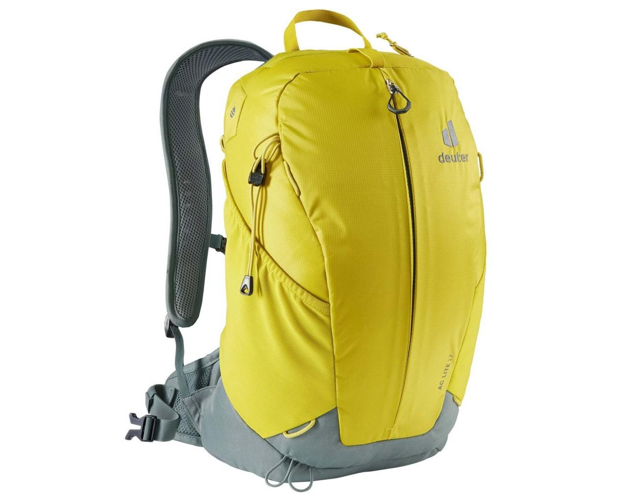 Deuter AC Lite 23 litres Trekking backpack   greencurry-teal