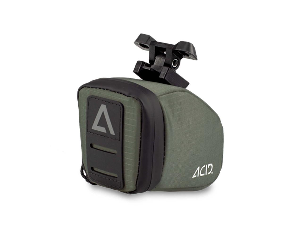 Cube ACID Satteltasche Click S | olive