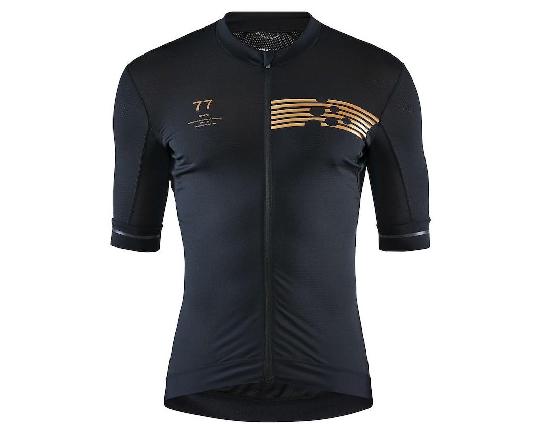 Craft Aero Pack Jersey short sleeve | black
