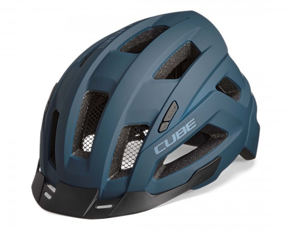 Cube CINITY Trekking Fahrradhelm | blue
