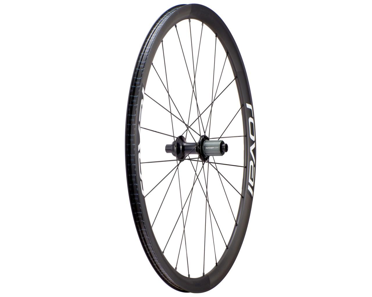 Specialized Roval Alpinist CLX 700c - Hinterrad   satin carbon-white