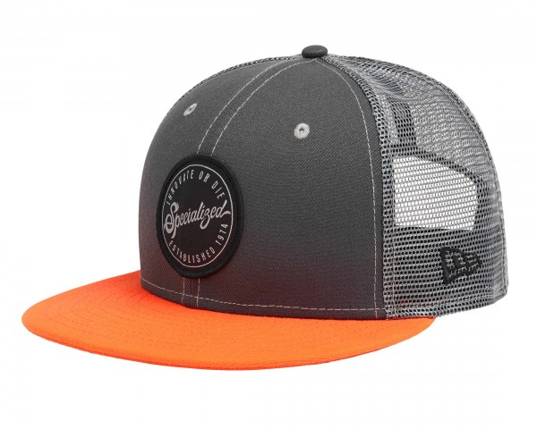 Specialized New Era 9Fifty Snapback Hat | slate-red dirt-black
