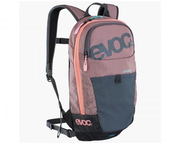 Evoc Joyride 4 Litres Kids Backpack | dusty pink-carbon grey