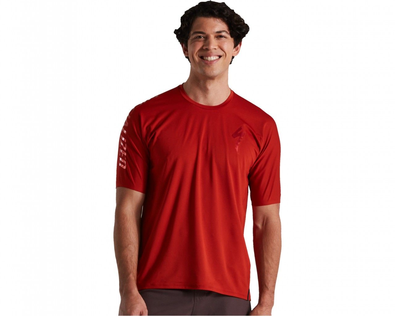 Specialized Trail Air Jersey shortsleeve | redwood
