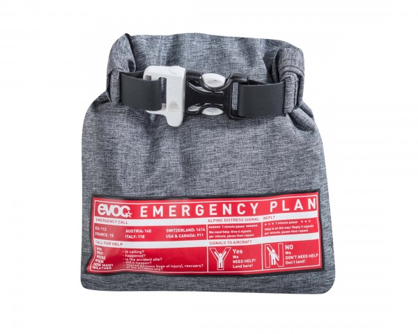 Evoc First Aid Kit Lite Waterproof l Liter | black-heather