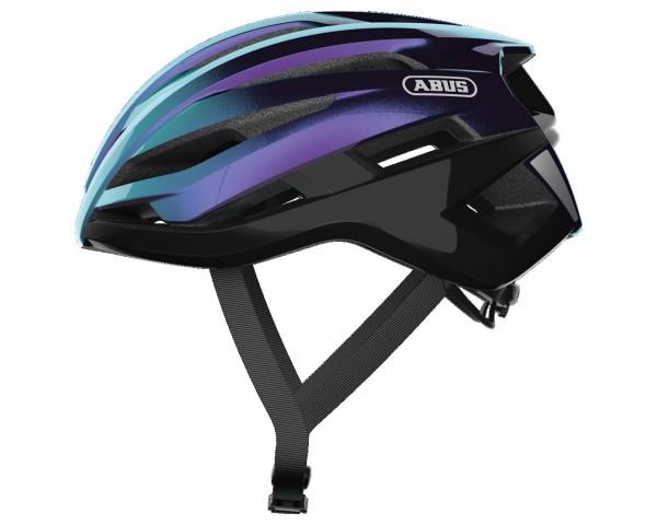 Abus StormChaser Rennrad Fahrradhelm | flipflop purple