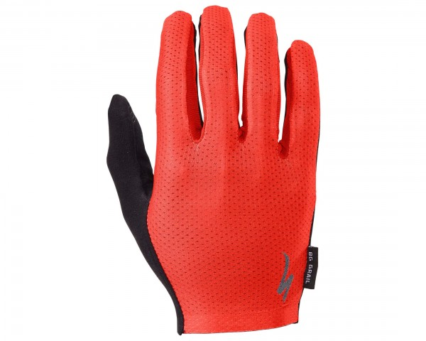Specialized Body Geometry Grail Gloves longfinger | red