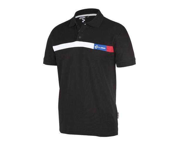Cube Classic Polo Shirt | black