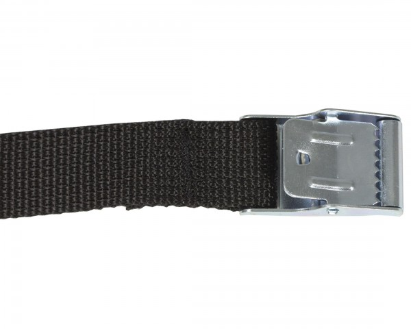 Ortlieb compression straps 20mm/100cm metal buckle