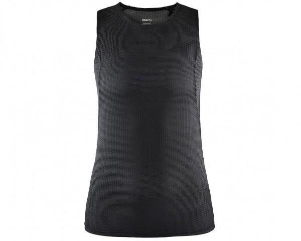 Craft Pro Dry Nanoweight SL Women Mesh-Shirt   black