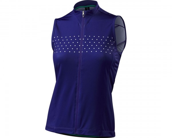 Specialized RBX Comp Jersey Sleeveless Womens | indigo