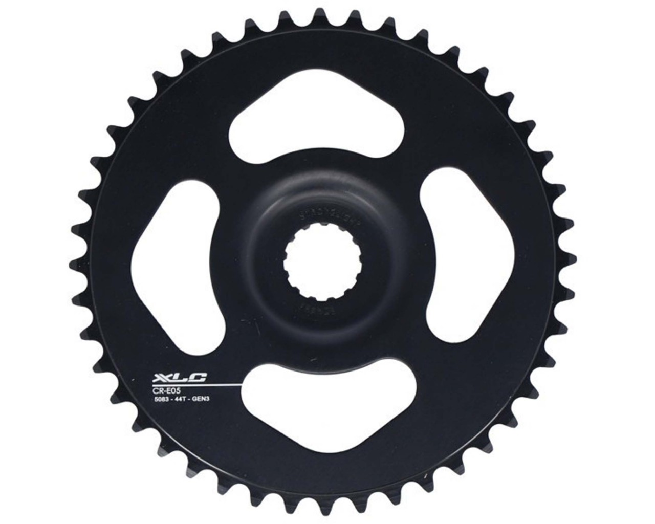 XLC E-Bike Chainring CR-E05 44 teeth | black