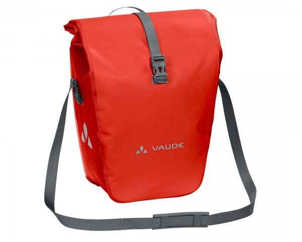 Vaude Aqua Back Single wasserdichte Fahrradtaschen PVC-frei (Einzeltasche)   lava