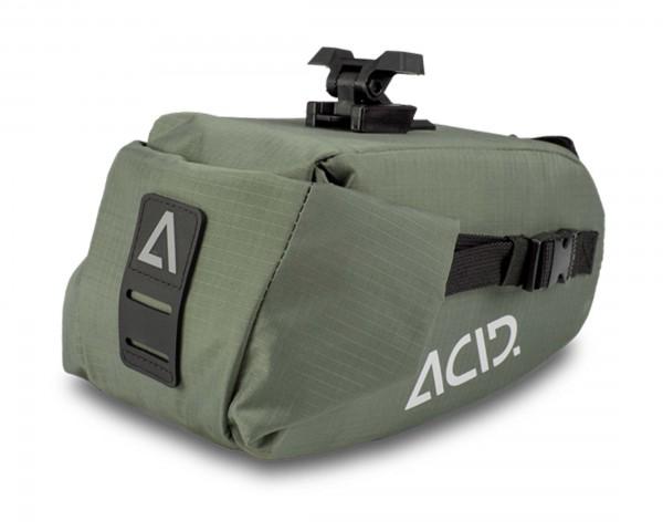 Cube ACID Satteltasche Click XL | olive