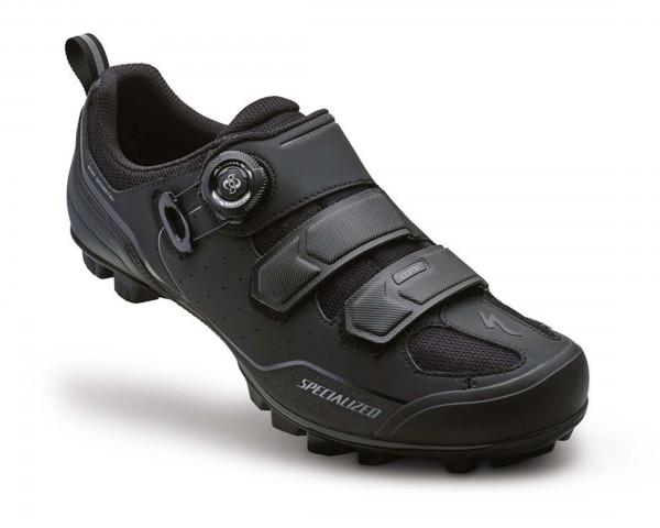 Specialized Comp MTB Shoes | black-dark grey