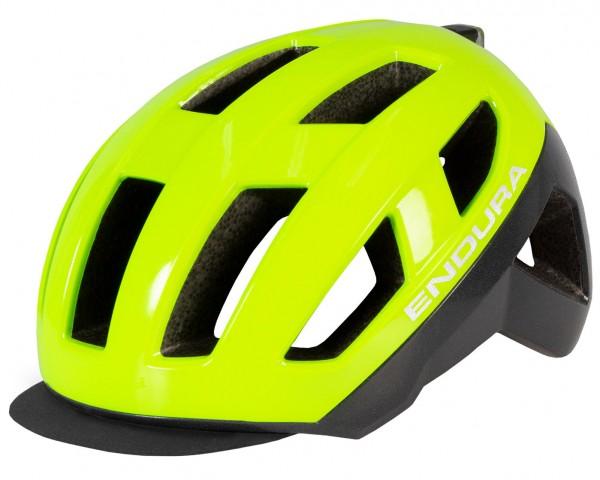Endura Urban Luminite Helm II   neon-gelb