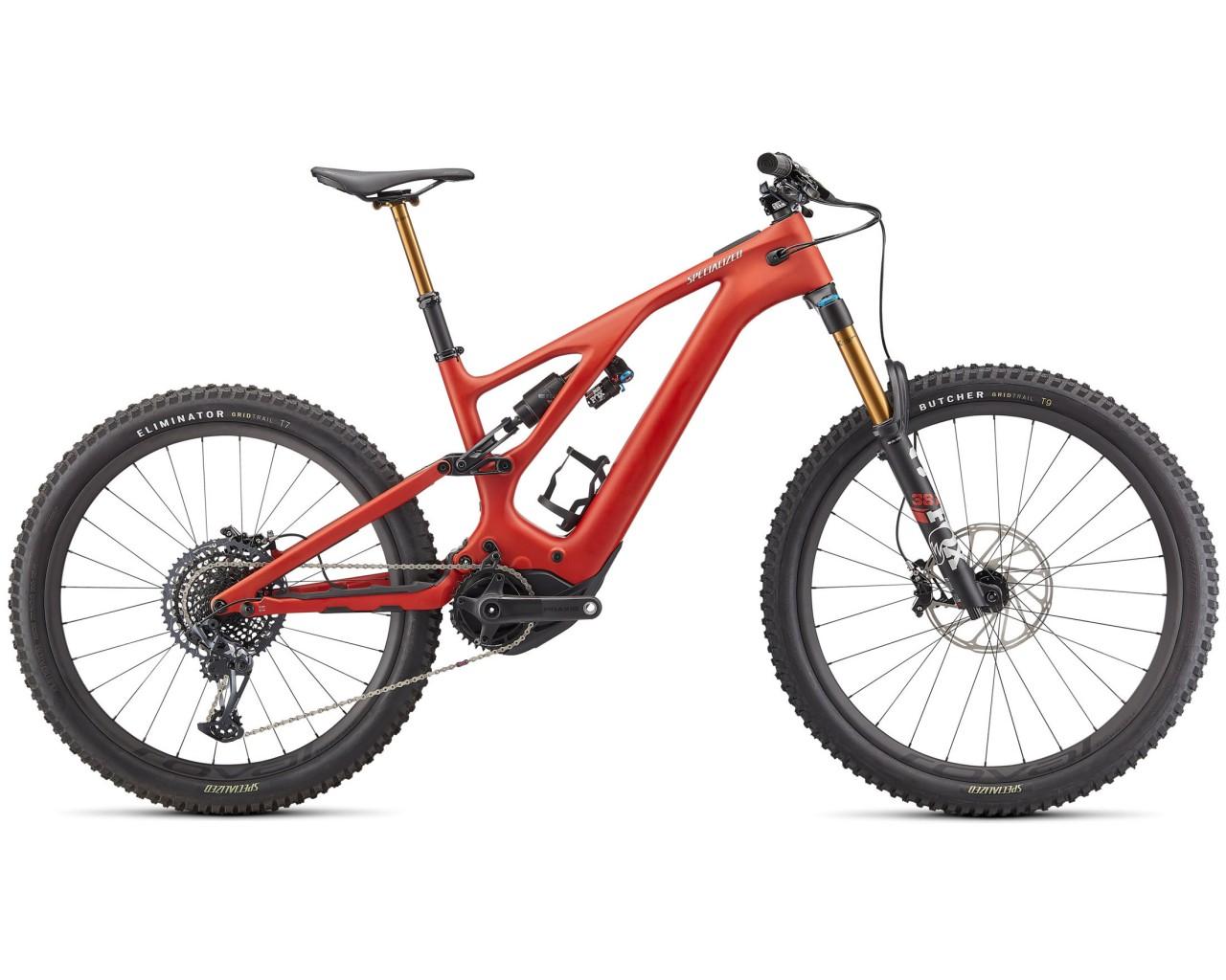 Specialized Levo Pro 29 - Pedelec Mountain Bike Fullsuspension 2022 | satin redwood-smoke-black