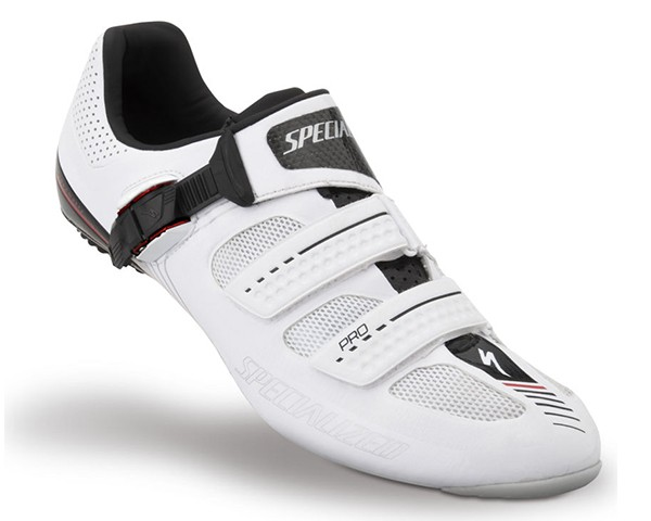 Specialized Pro ROAD Bike Shoes | white