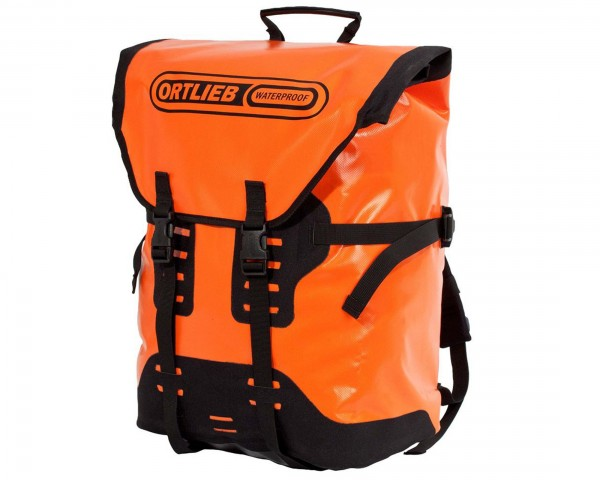 Ortlieb Transporter waterproof all-round backpack 50 litre | orange