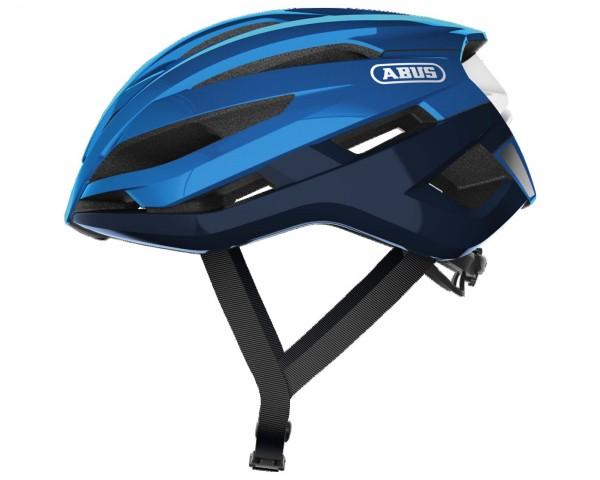 Abus StormChaser Road Bike Helmet   steel blue