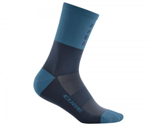 Cube Socks High Cut ATX | blue