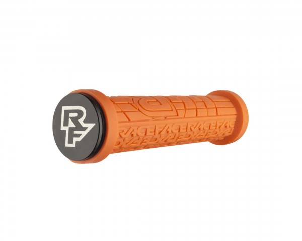 Race Face Grippler Lock-On Griffe (Paar) | orange