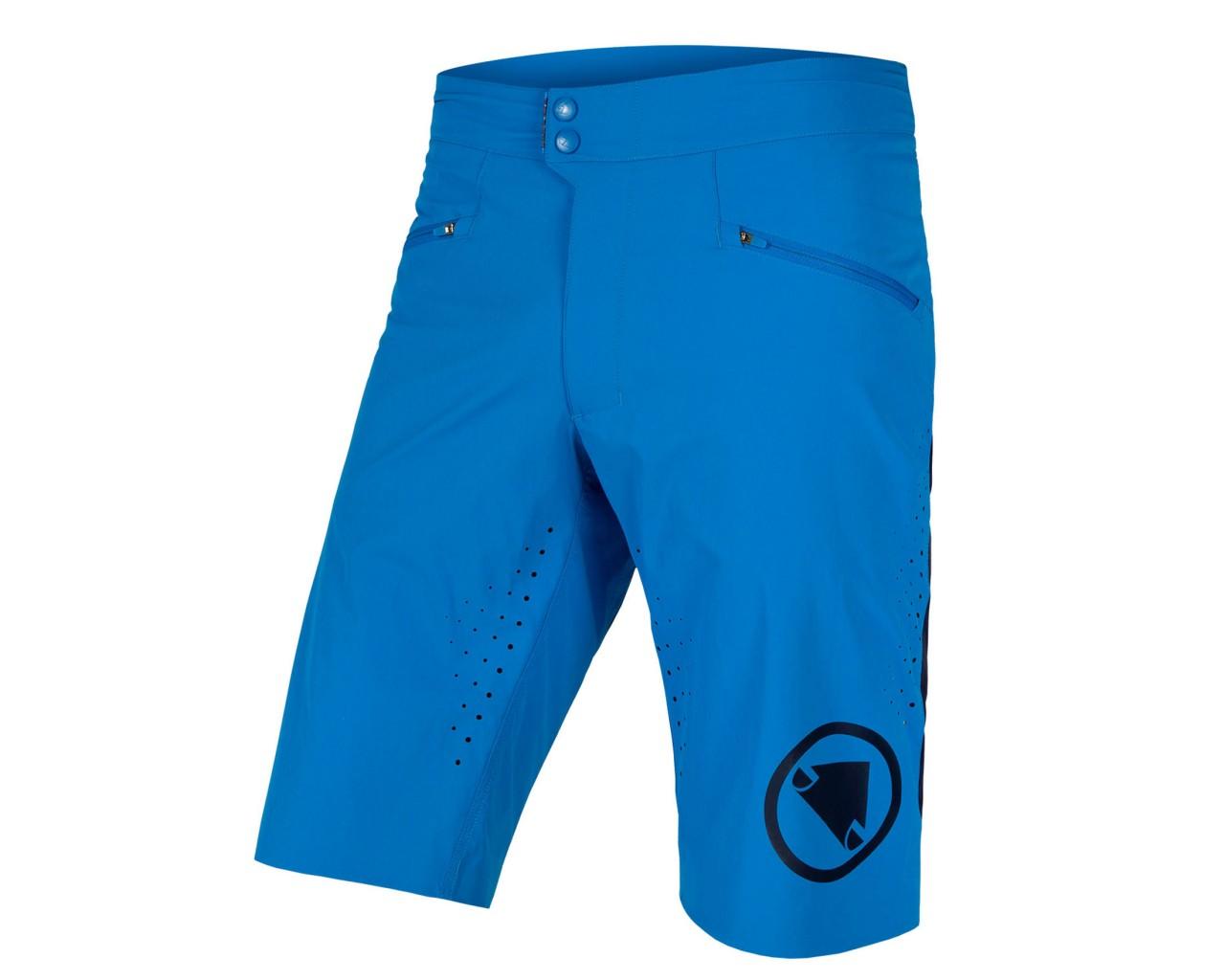 Endura SingleTrack Lite Standard Fit Shorts | azure blue
