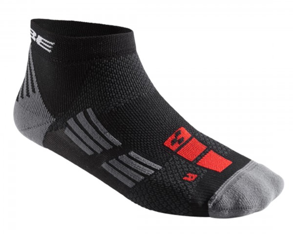 Cube Socke Race Cut Blackline