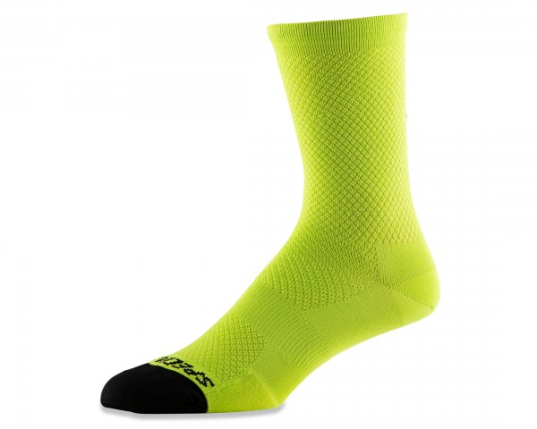 Specialized Hydrogen Vent Tall Socks | hyper green