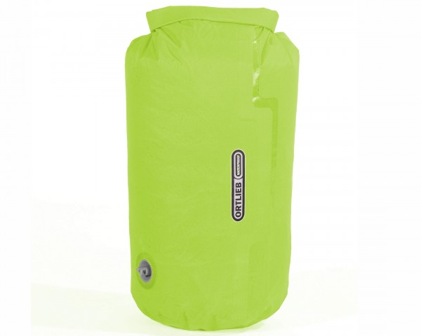 Ortlieb dry bag PS10 with valve 7 liter waterproof PVC-free | light green
