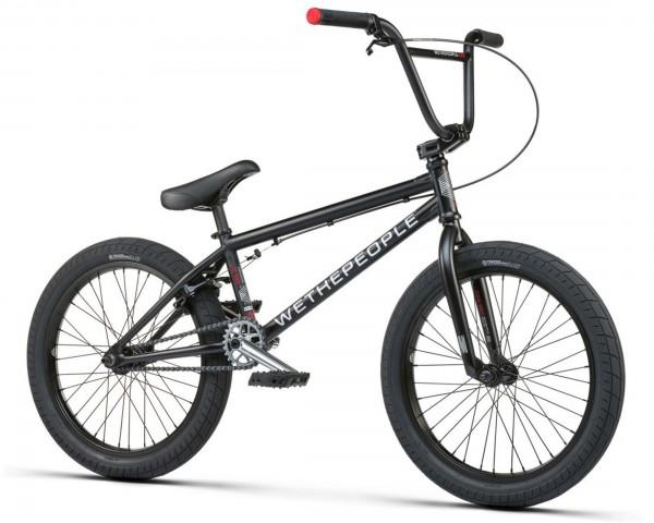Wethepeople CRS 20 Zoll mit Freecoaster - BMX Bike 2021 | schwarz