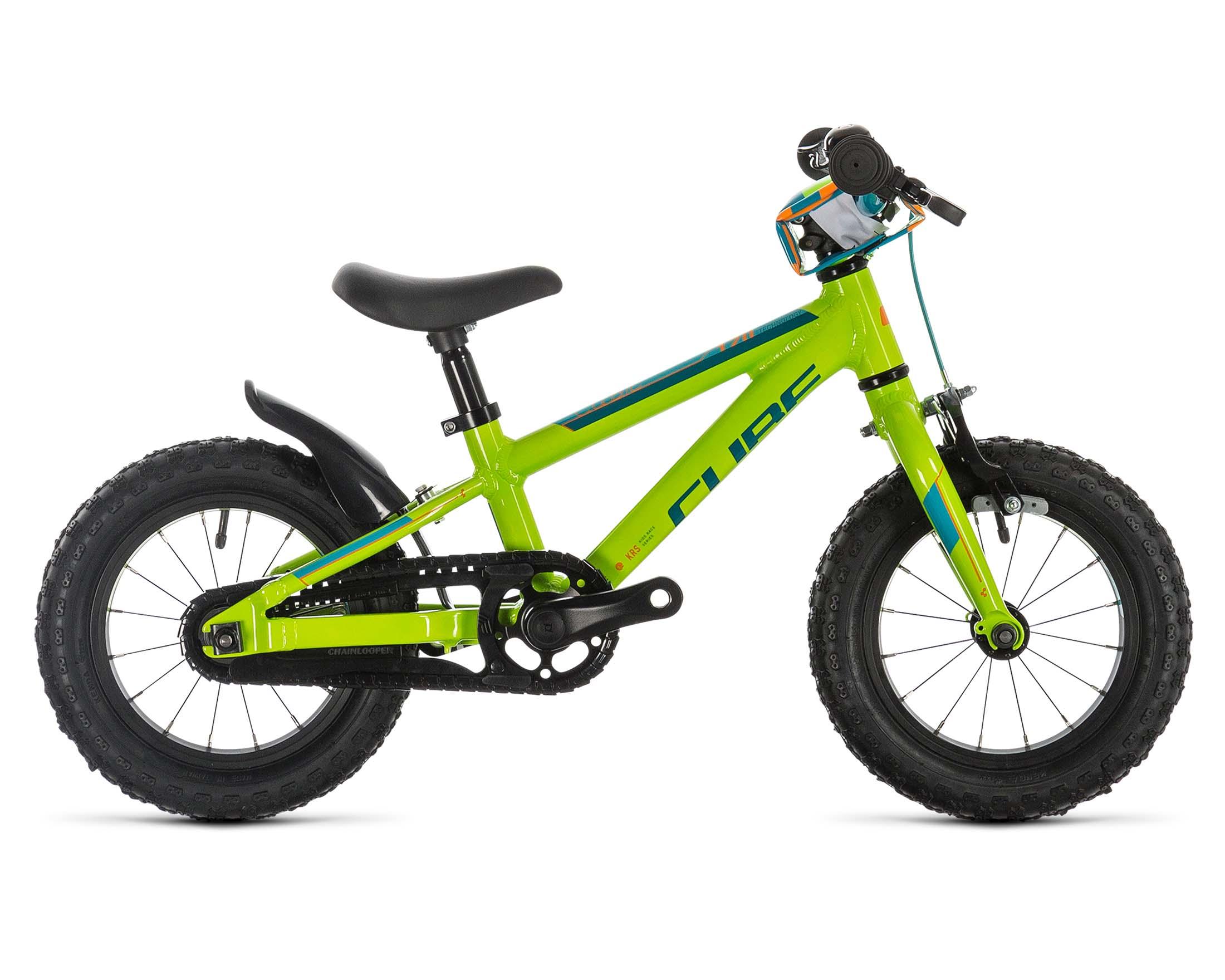 Cube Cubie 120 12 Zoll Kinder Fahrrad 2019 green n blue