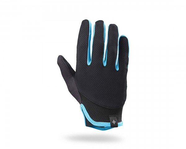Specialized Trident Womens long finger Gloves | black-turquoise