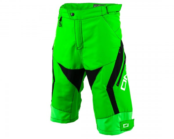 Oneal Rockstacker Short MTB Hose | Green