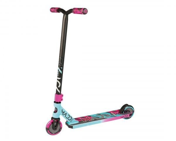 Madd Stuntscooter Kick Pro | teal-pink