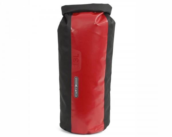 Ortlieb dry bag PS490 - 13 liter | red -black