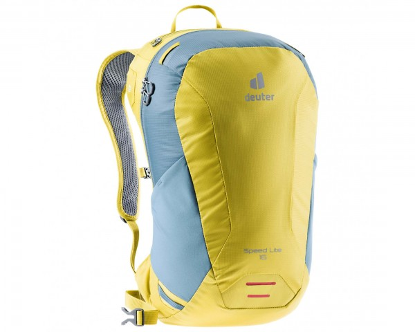Deuter Speed Lite 16 litres backpack PFC-free | greencurry-slateblue