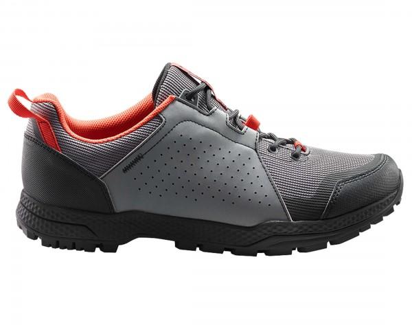 Cube All Terrain ATX OX MTB Schuhe | grey n cherry tomato