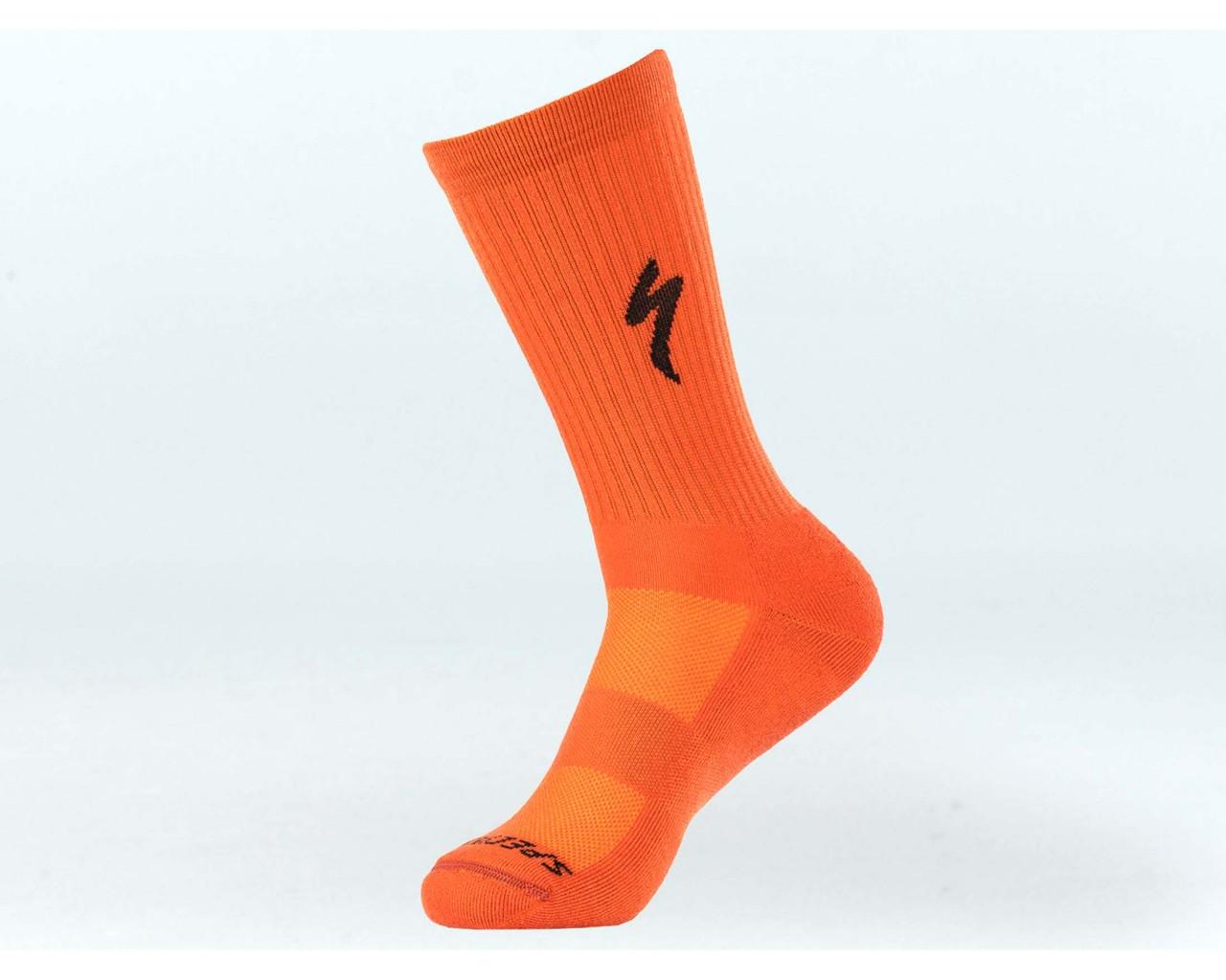 Specialized Techno MTB Tall Socken | redwood
